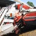 Máy gặt đập liên hợp Mitsubishi MC5000G