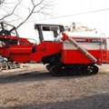 Máy gặt đập liên hợp Yanmar CA750