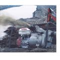 Máy bơm bùn động cơ xăng Honda
