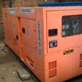 Máy phát điện ISUZU 125 KVA