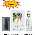Chuông cửa màn hình không dây PANASONIC VL-SW250