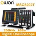 Máy hiện sóng số phân tích OWON MSO8202T