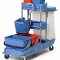 Xe đẩy làm vệ sinh công nghiệp Numatic NSC-1413