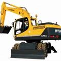 Máy xúc đào bánh lốp Hyundai R170W-9S