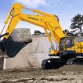 Máy xúc đào bánh xích Hyundai R380LC-9S(H)