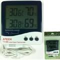 Máy đo độ ẩm không khí APECH TH-09