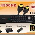 Đầu ghi hình kỹ thuật số H.264 VDTECH VDT-4500HD