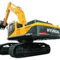 Xe cuốc - Xe đào HYUNDAI R520LC-9