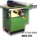 Máy cưa nghiêng trục MBS-250