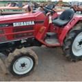 Máy cày SHIBAURA D215F 4WD
