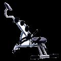 Máy tập cơ bụng Spin Black Power JY-8008B