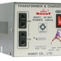 Máy biến thế có sạc ắc quy Robot 600VA ( 6-12V )