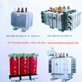 Máy biến áp khô CTBT-100L1
