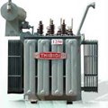 Máy biến áp 3 pha TBD 1250KAV