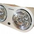 Đèn sưởi nhà tắm DURAQUA 2 bóng