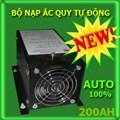 Sạc ắc quy tự động HI-Charger 12VDC-200AH