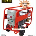 Máy rửa xe siêu cao áp Urali U-BT4