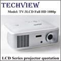 Máy chiếu Techview 3LCD Full HD 1080P