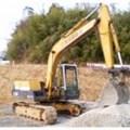 Máy xúc đào Komatsu PC100-3