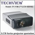 Máy chiếu Techview TV-V88