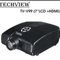 Máy chiếu Techview TV-V99