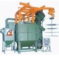 Hệ thống phun bi dạng treo Hitdetech 7kW