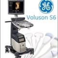 Máy siêu âm 4D màu GE Voluson S6