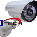 Camera J-TECH JT-745HD ( 600TVL, OSD, WDR )