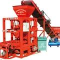 Máy sản xuất gạch bê tông QTJ4-26