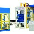 Máy sản xuất gạch bê tông QT10-15