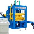 Máy sản xuất gạch bê tông QT4-15D