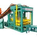 Máy sản xuất gạch bê tông QTJ4-25