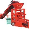 Máy sản xuất gạch bê tông QTJ4-26C