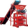 Máy sản xuất gạch bê tông QTJ4-35B2