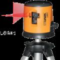 Máy chiếu laser 2 tia tự cân bằng LS 601