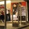 Cổng an ninh cho shop thời trang RF-C21C