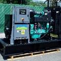 Máy phát điện AKSA APD30C