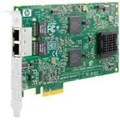 HP PCIe 2 port 1000Base T card
