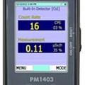 Máy dò bức xạ đa năng Polimaster PM1403