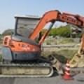 Máy xúc đào HITACHI ZX55UR