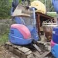 Máy xúc đào mini KOMATSU PC28UU-3