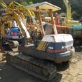 Máy xúc mini KOMATSU PC40-5