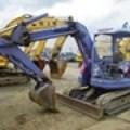Máy xúc đào mini KOMATSU PC50UU-2E