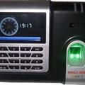 Máy chấm công vân tay và thẻ cảm ứng Ronald Jack X-628C/ID