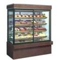 Tủ mát kính đứng trưng bày bánh kem Leejan LJ-C1004S