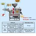 Máy xát gạo 6N110-9FZ23