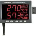 Thiết bị đo nhiệt độ/độ ẩm Tenmars TM-185D