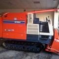 Máy gặt đập liên hợp KUBOTA PRO R-451