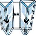 Cửa mở trượt gấp SINIL - Folding Door