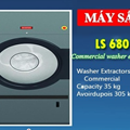 Máy sấy Lavamac LS 680